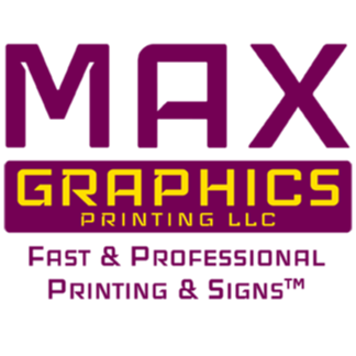 Max Graphics Printing LLC